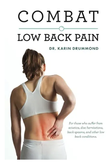 Dr. Karin's book on Low Back Pain