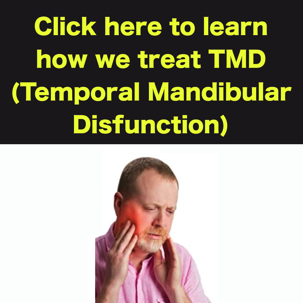 how chiropractors treat jaw pain TMD
