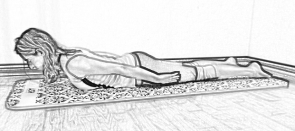 prone extension for mid-back pain active